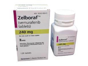 Зелбораф Zelboraf, Вемурафениб - информация о препарате, возможности приобретения и цены, возможные скидки, информация о клинических исследованиях, консультации