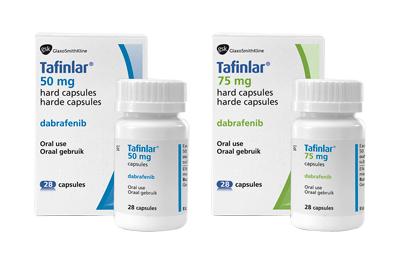 Тафинлар - дабрафениб - препарат для лечения меланомы, цены, информация о клинических исследованиях, консультации